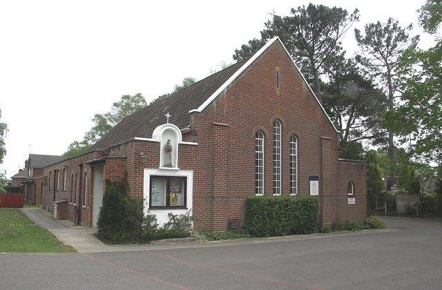St Anthony's Catholic Church, Broadstone